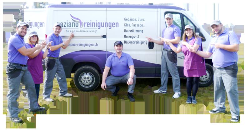 Team Gaziano Reinigungen